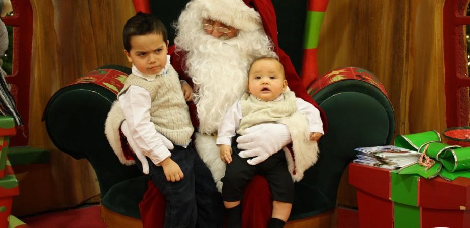 Santa's Christmas Cabin_1324435421