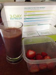 3 day refresh breakfast